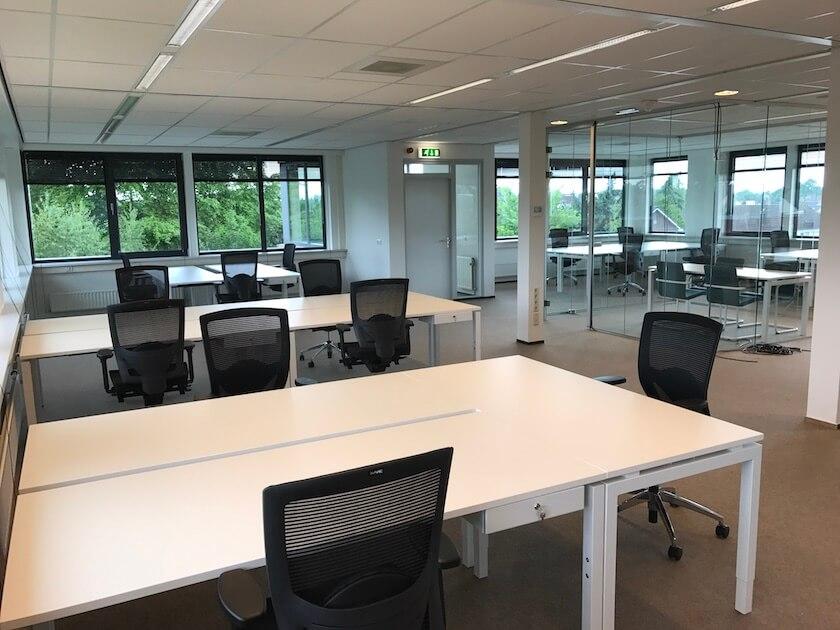 Kantoor in Eindhoven opnieuw ingericht met kantoormeubelen